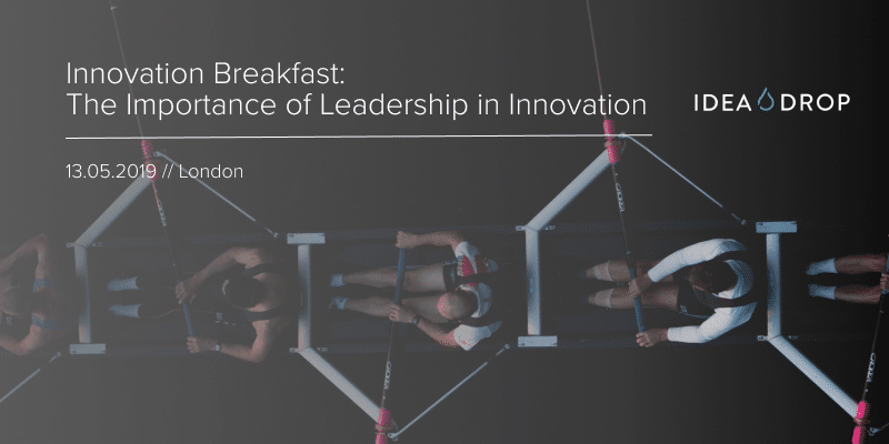 Importance of leadership in innovation